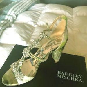 Badgley Mischka Dress Shoes Fancy Gorgeous